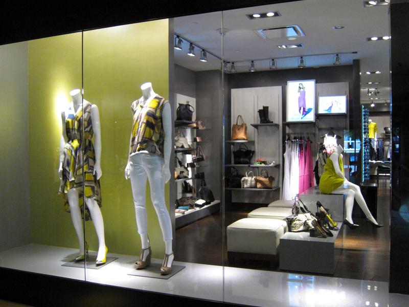 Verona clothing store