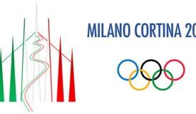 logo olimpiadi invernali 2026
