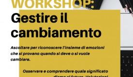Workshop Gestire il Cambiamento