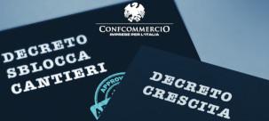 Broschure decreto sblocca cantieri